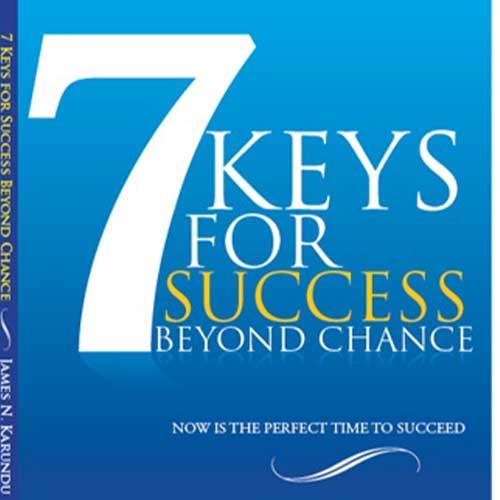 Buy on businessclaud Keys for Success beyond Chance motivation book entrepreneurs