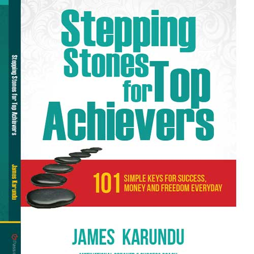 Buy on businessclaud Stepping Stones for Top Achievers PassionBiz Academy books